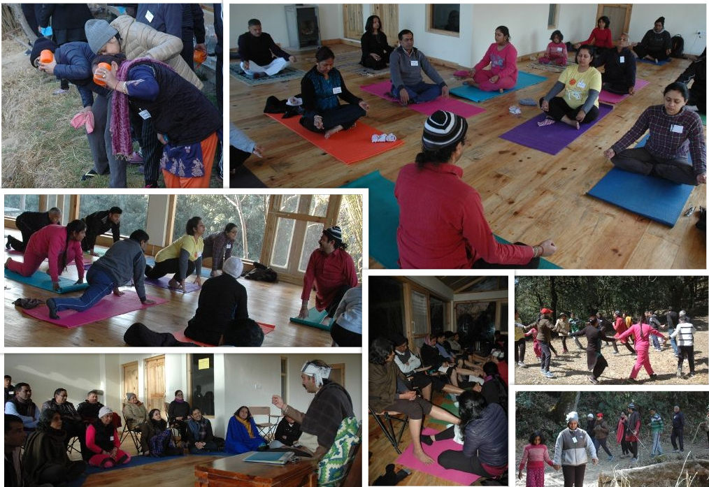 Samagra Yoga at Binsar Forest Retreat